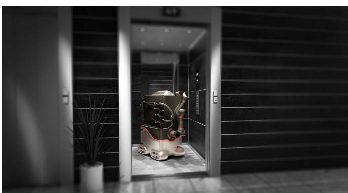 浴(yu)室(shi)清潔機器人是怎樣(yang)的
