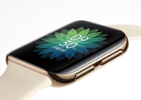 OPPO Watch正式亮相可以同时支持三大运营商的eSIM业务