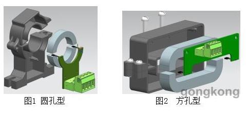开口式霍尔电流传感器在配电系统中的应用解析