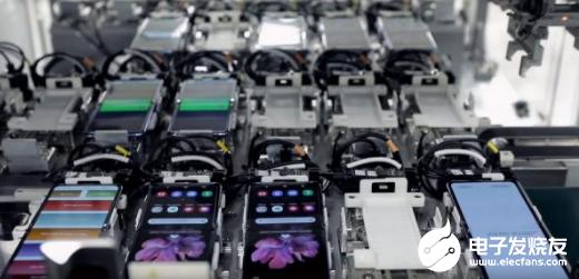 可折叠屏手机的市场正在不断扩大 预计今年出货量可达到550万部