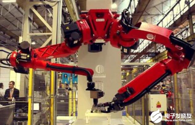 疫情影响下 制造业机器人换人趋势将加速