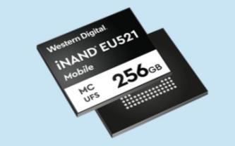 UFS 3.1閃存成5G手機絕配!鎧俠和西部數據陸續發布最新進展!