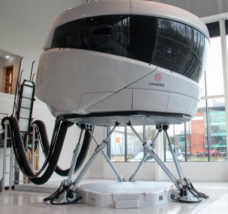 欧洲航空培训中心BAA培训将采购9架Reality Seven全飞行模拟器
