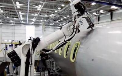机器人或将成为航空制造的最佳助推力