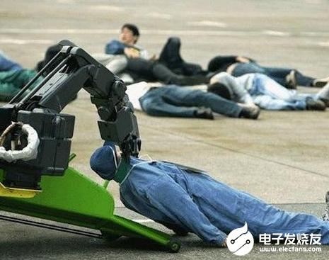 雷(lei)神山機器人上xi)gang) 身兼多職功能強大