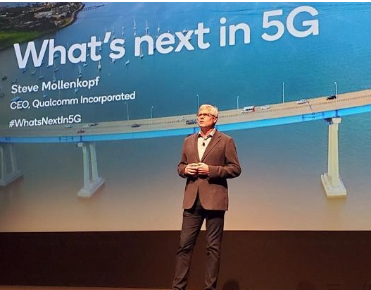 5G网络和终端发展的新态势分析