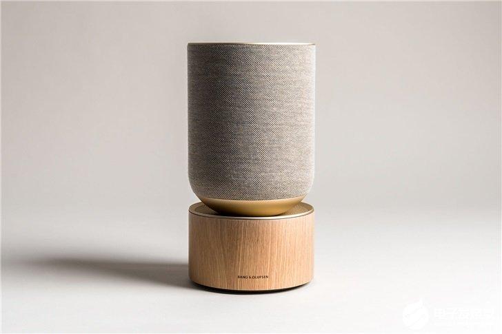 全新Beosound Balance音箱月底推出,亚马逊与GOOGLE语音助手加持