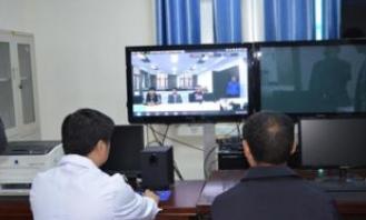 重庆移动已成功开通了多家医院的5G网络并接入了远...