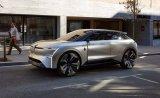 雷诺可以变形的电动车,车身会扩展能再加一块电池