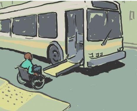 智慧城市如何为残疾人士服务