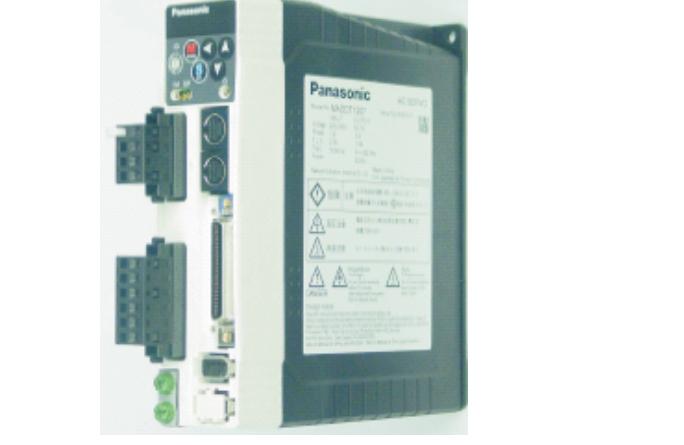 松下电机AC系列伺服驱动器的技术资料合集