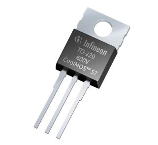 性价比一流:英飞凌推出面向低频率应用的600 V CoolMOSTM S7超结MOSFET