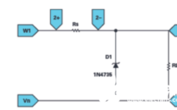 齐纳二极管稳压器其的说明介绍