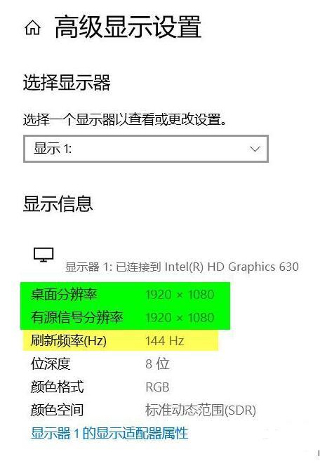 144HZ和4K的顯示器哪個好