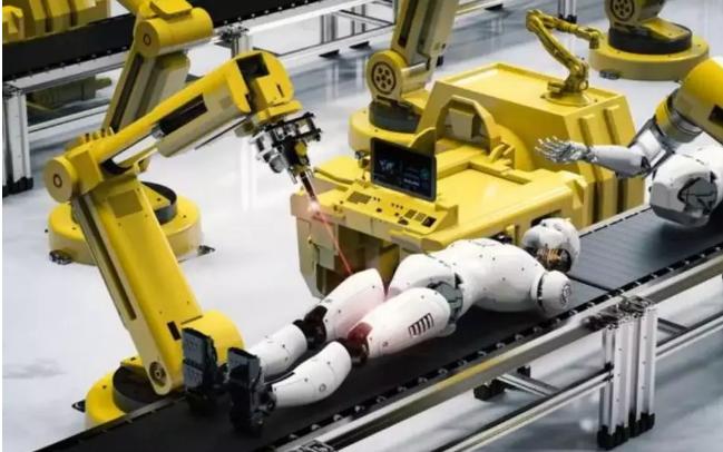 【热点】机器人替代人力有望加速演绎 未来年化需求有望达到18.6万台