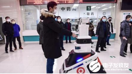 新冠病毒爆发后 部署机器人及自动化技术将成热潮