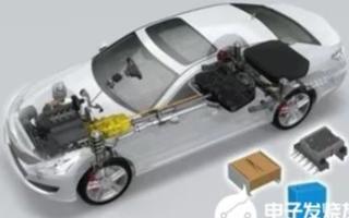 马达/发电机电路中电容器和变压器的使用事项