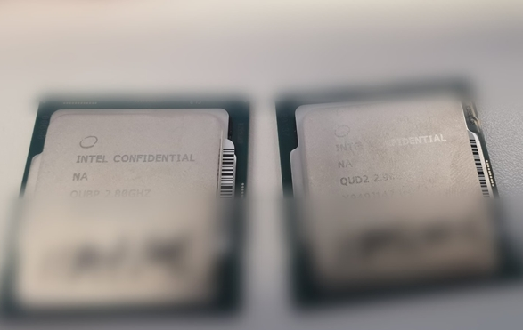 Intel十代酷睿現身,有(you)了新(xin)的LGA1200接...