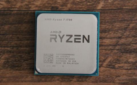 AMD首次曝光锐龙处理器出货量,并发布最新CPU...