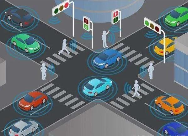 物联网技术在智能交通中的应用