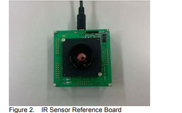 ML8540红外传感器的评估板用户手册免费下载