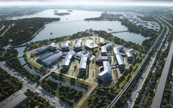 总投资约200亿元,阿里达摩院全球总部举行开工仪式