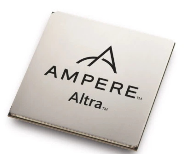 業界首款!Ampere發布有80個核心的ARM處理器