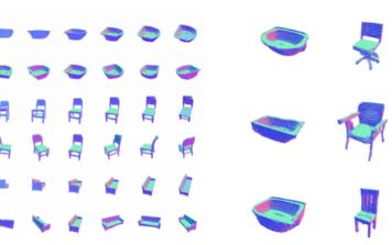 微软新AI框架可在2D图像上生成3D图像