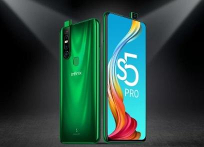 Infinix S5系列顶配版发布,搭载联发科Helio P35 SoC