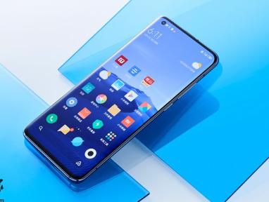 小米10定制TCL华星AMOLED曲面屏,已向品牌手机厂商量产出货