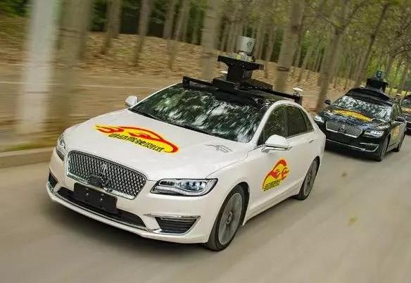 北京市在2019年里推进自动驾驶产业快速发展的重...