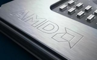 AMD进展:更新RDNA 2架构,发布新一代7nm+ EUV工艺