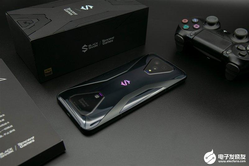 腾讯黑鲨游戏手机3评测 这才叫真正的游戏旗舰