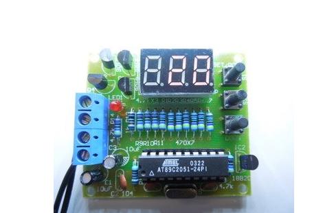单片机温控器发展趋势及工作原理