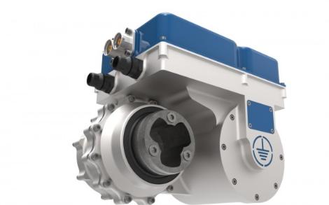 Equipmake将推出超过20 kW/kg功率...