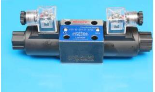 液压电磁阀的三种类型