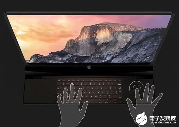 苹果或推出一款配有柔性屏的iMac Pro 用一...