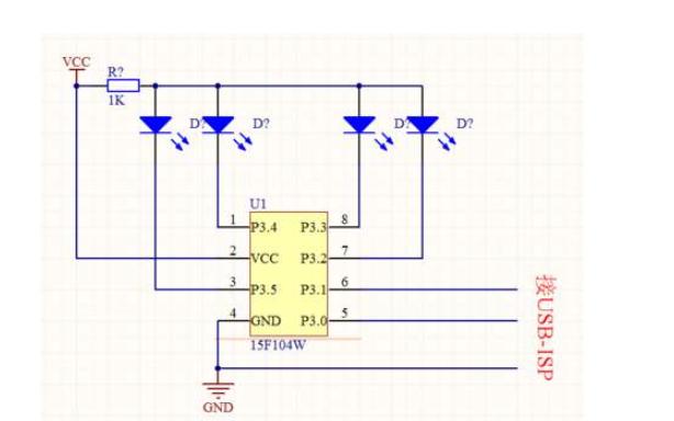 STC15系列單片機的Powerlogic符號庫和powerpcb的封裝庫的資料合集