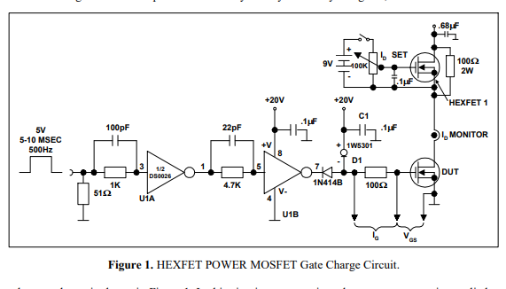 如何使用柵極電荷設計功率MOSFET和IGBT的柵極驅動電路