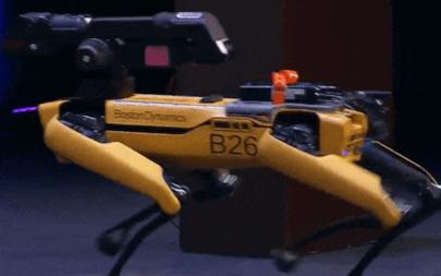 波士頓動力機器人開始量產(chan),將頂(ding)替倉庫搬運工