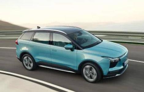 爱驰汽车将在欧洲重磅发布U5和U6 ion纯电动智能轿跑