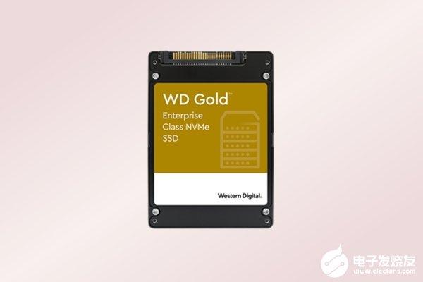 西部數據全新推出金盤SSD 將專攻企業級