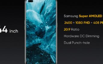 Realme新机入网工信部,搭载6.44英寸的AMOLED屏幕