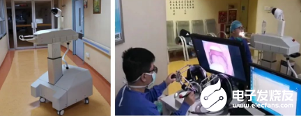 咽拭子采樣智能機器人取得進展 可以快速地完成咽部組織采樣任務