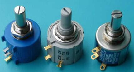 精密电位器的分类_精密电位器的特点应用