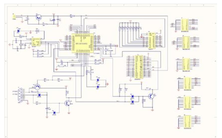 基于LED大屏幕控制电路设计方案研究