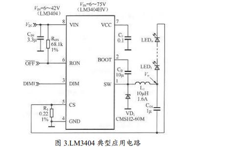 大功率LED驱动电路的研究