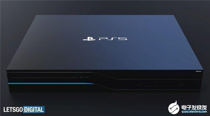 索(suo)尼PlayStation 5渲染jiu)計毓猓  ?..