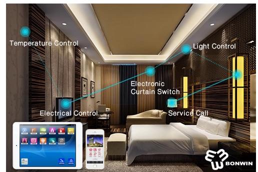 智慧酒店如何延伸到智能家居上