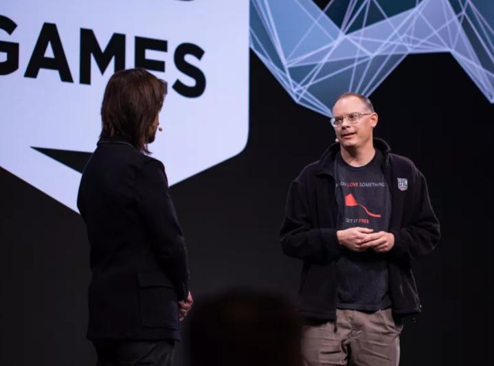 Epic CEO表示支持英(ying)偉達雲游戲(xi)串流(liu)平台
